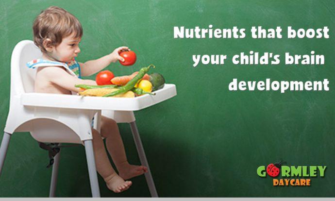 Nutrients-that-boost-child's-brain-development---Gormley-Daycare-Blog